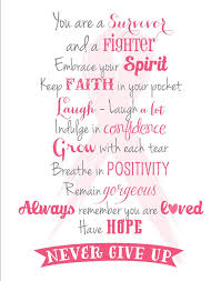 Cancer Sucks Quotes Custom 48 Lovely Images Of Encouraging Quotes For Breast Cancer Survivors