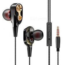 <b>QKZ CK8</b> HiFi Stereo In-Ear Sports <b>Earphone</b> - Black: Buy Online at ...