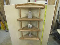 Oak Floating Corner Shelves Floating Corner Shelves Oak Face Shelving Wall By Sawsandsanders 100