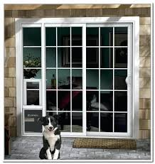 dog door in glass french doors for sliding with install dog door in glass french