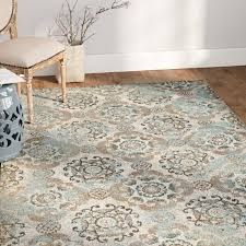 awesome ophelia co raquel machine woven tealsilvergray area rug in gray and teal area rug popular
