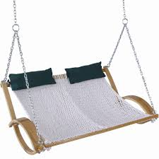 hammock without stand. Contemporary Stand Polyester Rope Curved Arm Double Swing Without Stand For Hammock Without G