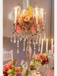 candelabra fl centerpiece