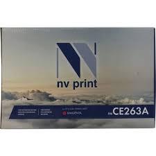 <b>Картридж NV</b>-<b>Print</b> CE263A Пурпурный (Magenta) — купить в ...