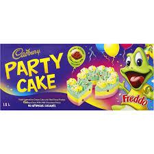 Cadbury Dairy Milk Freddo Ice Cream Cake 15l Woolworths