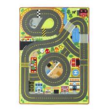 kids car road rug car floor play mat rugs 6x9 area rugs cowhide rug