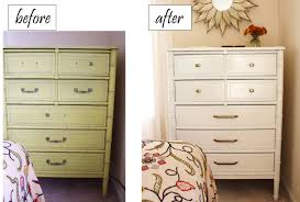 Painting Bedroom Furniture Before And After Hello Gorgeous Monday Jackpot Craigslist Booty Before And After
