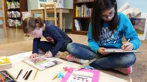 Image result for students in classroom working in groups