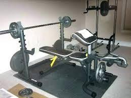 Gold Gym Olympic Bench Majorcaclub Co
