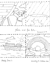 Small Picture Noah And The Ark Coloring Pages At Page New Noahs Printable glumme