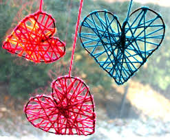 Dream Catcher Christmas Ornament Something to try with kids make the wire frame and then have 81