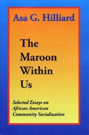 the maroon in us selected essays on african american  image 1