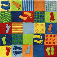53 Area Rug For Kids Art For Kids Hand Woven Area Rug Wayfair UK