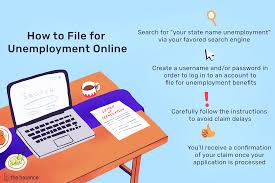 If you were on active duty in. How To File For Unemployment Benefits