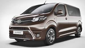 Toyota PROACE (2016) DESIGN - YouTube