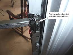 sliding glass door security locks elegant most secure patio doors 80 027 safety lock swisco