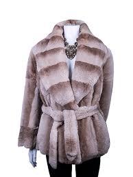giorgio armani black label fur coat