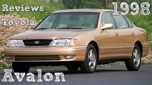 Reviews Toyota Avalon 1998 - YouTube