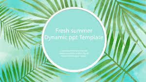 Summer Powerpoint Templates Free Powerpoint Templates And Google Slides Themes Slideshow