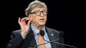 Bill Gates urges rich countries to fund coronavirus vaccine search