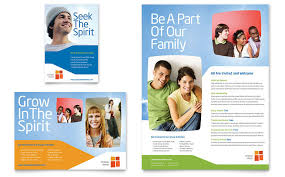 Ad Templates Church Youth Ministry Flyer Ad Template Word Publisher