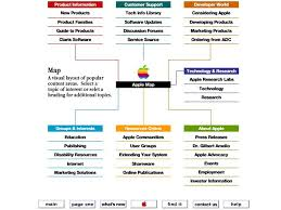 apple sitemap for larger image