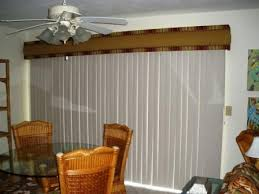 Patio Door Valance & Dark Brown Drapes And Valance For Sliding .