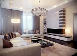 Unique Living Room Modern Brown And Cream Unique Living Room Furniture That Has