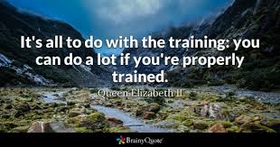 Training Quotes Stunning Training Quotes BrainyQuote