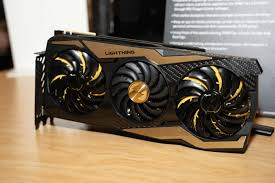 Rtx 2080 Ti Lighting Z Hands On With Msis Rtx 2080 Ti Lightning Z Graphics Card
