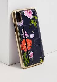 <b>Чехол</b> для телефона <b>Ted Baker</b> London <b>Iphone</b> X купить за 4 300 ...