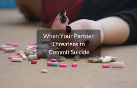 What Wife Threatens When Girlfriend Your Commit Do Or Suicide To nqSrqR1Z