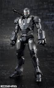 iron man 2 war machine shfiguarts bandai bootleg iron man 2 starring