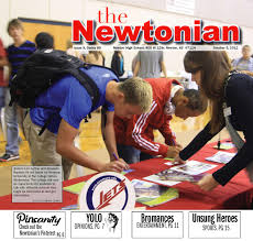 The Newtonian: October 05, 2012 by Railer News - issuu