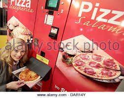 Pizza Vending Machine Lakeland Classy Pizza Vending Machine Stock Photo 48 Alamy