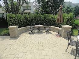 block wall lighting unique patio block fresh paver patio with gas fire pit and sitting wall