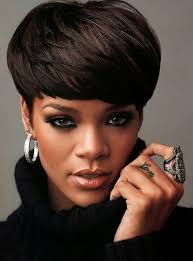Pin by Twila Thomas on ...Fabulous Faces... | Rihanna short hair, Rihanna  haircut, Short hair styles