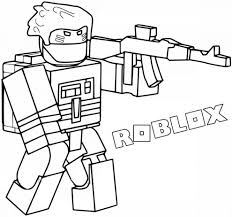 Brickcolors can be controlled with the paint bucket gear item, the paint function in studio or solo modes, or in places like welcome to roblox building. Coloring Pages Roblox Print For Free