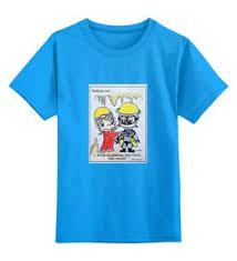 """Детские <b>футболки</b> c дизайнерскими принтами """"diving"""" - <b>Printio</b>"""