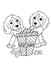 Small Picture 25 unique Puppy coloring pages ideas on Pinterest Dog coloring