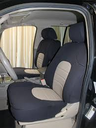 nissan frontier standard color seat covers