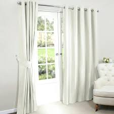 large image for nova natural blackout lined eyelet curtains white lined voile curtains 90x90 white lined