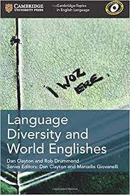 Language Diversity And World Englishes Cambridge Topics In