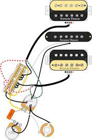10 best prs dimarzio seymour duncan images on pinterest guitar Dimarzio Hot Rails Wiring Diagram superswitch hsh autosplit wiring DiMarzio Pickup Wiring Diagram