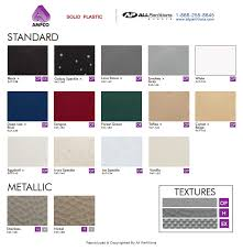 Scranton Products Color Chart Related Keywords Suggestions