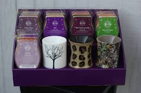 Scentsy Display Stand Original Stack Display Solid Purple Stack Displays 78