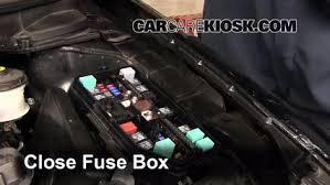 replace a fuse 2012 2015 honda civic 2012 honda civic ex l 1 8l 4 2015 honda civic fuse box 6 replace cover secure the cover and test component