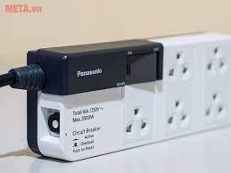 Ổ cắm có dây Panasonic WCHG28352 (3m) - META.vn