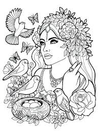 Coloring Page People Beautiful Idea People Coloring Sheets Colouring