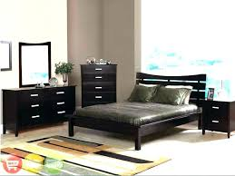 Dimora Bedroom Set Professional Furniture Dressers Black And White ...